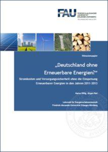 Energiepreisstudie