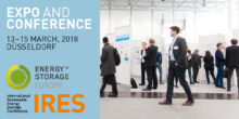 "Zum Artikel ""EVT auf der 12th International Renewable Energy Storage Conference (IRES 2018)"""