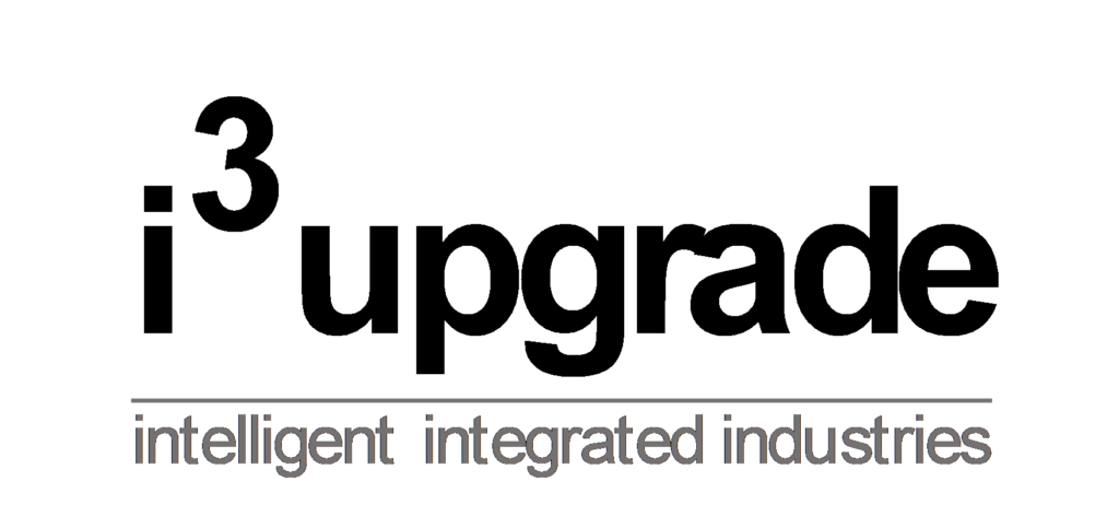 Logo of the project i³upgrade