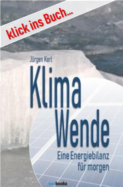 Cover Karl, Jürgen Klimawende-Eine Energiebilanz für morgen Klick ins Buch