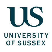 Logo University of Sussex