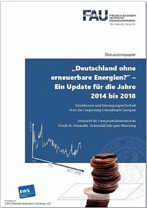 FAU Strompreiststudie 2019