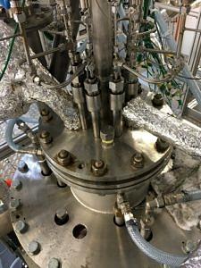 100 kW Heat-Pipe-Reformer am EVT